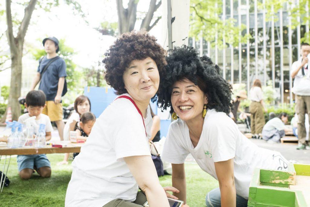 【当日レポート】馬事公苑「けやき広場」で開催のうままちプラスに参加しました