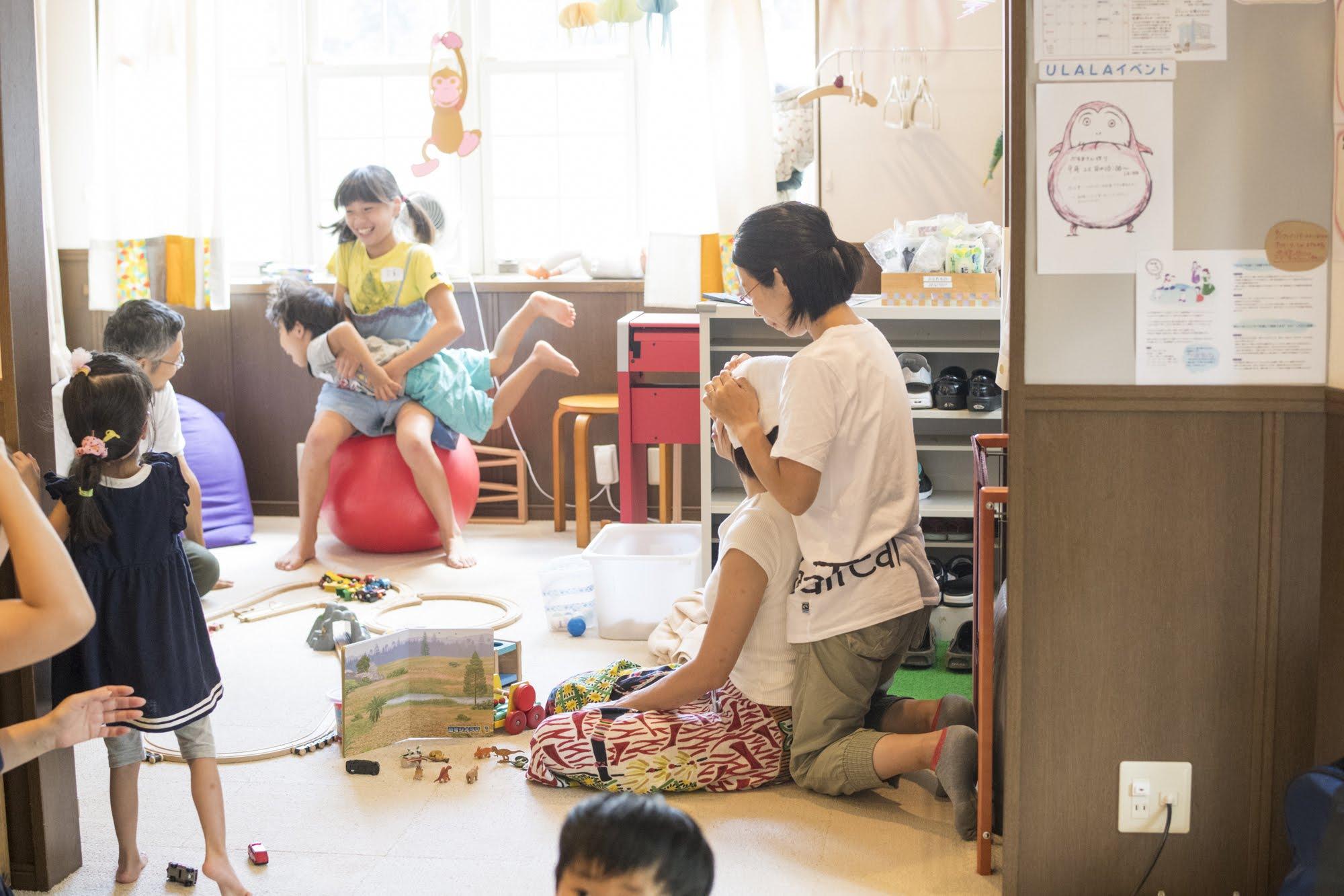 【当日レポート】障がいをもった親子が集まるおやすみの日、みんなで食べるランチ会