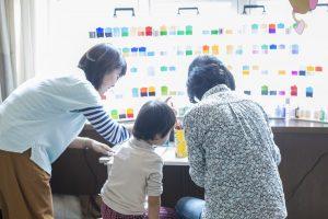 【当日レポート】カラーセラピーとランチ会で和やかに過ごす休日