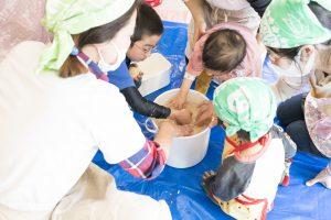 【当日レポート】寒いこの時期に楽しめるお味噌作りにチャレンジしました